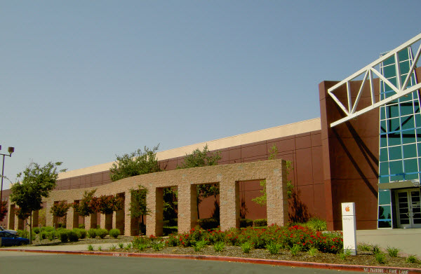 Figure 5. Apple site in Elk Grove (Another view of Building D)