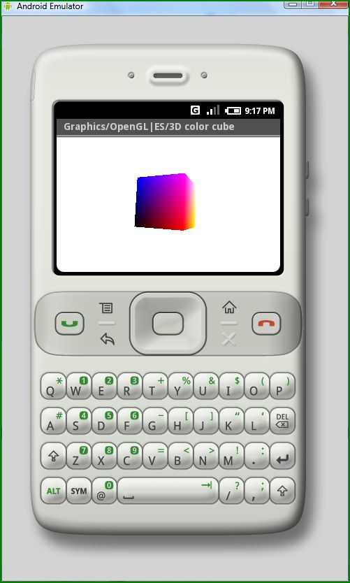 OpenGL in Android